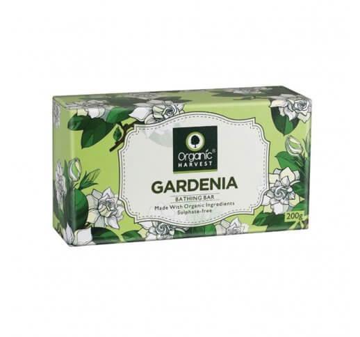 Organic Gardenia Bathing Bar Soap