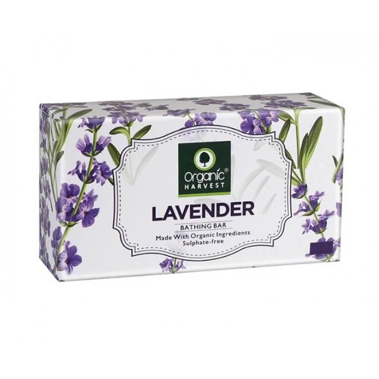 Organic Lavender Bathing Bar