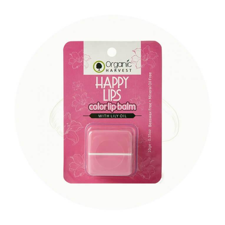 Organic Lily Lip Balm