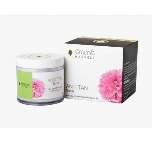Organic Anti Tan scrub