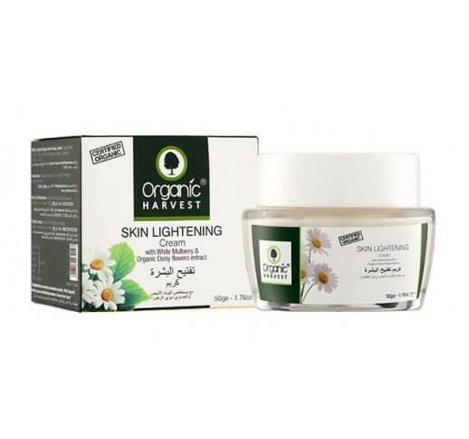 Organic Skin Lightening Cream