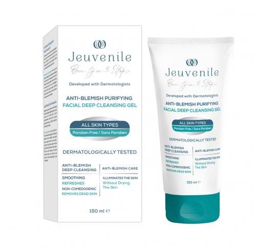 Anti-Blemish & Anti Dark Spot Purifying Facial Deep Cleansing Gel 150 ML