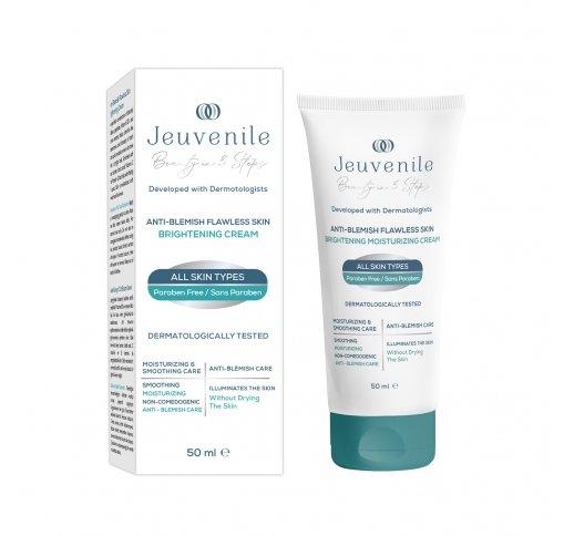 Anti-Blemish & Anti-Dark Spot Flawless Skin Brightening Moisturizing Cream 50ML