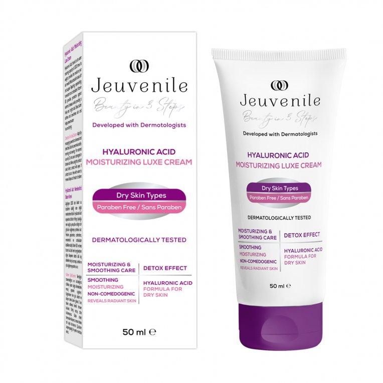 Hyaluronic Acid Moisturizing Cream 50 ML