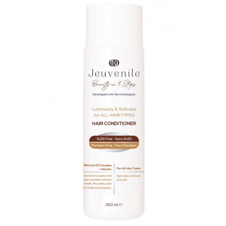 Nourishing & Revitalizing Keratin Hair Conditioner 250 Ml For All Hair Types